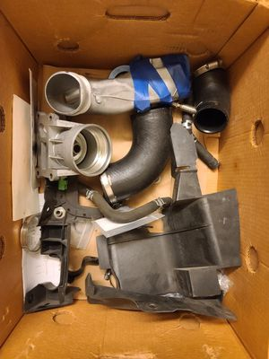 Mazdaspeed 3 parts Intercooler, Oil pressure, Chamber, Pass Smog for Sale in Aliso Viejo, CA