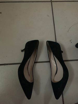 Brand new black high heels size 9m for Sale in Reedley, CA