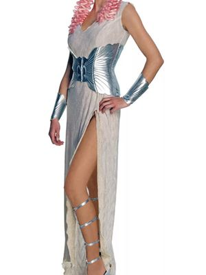 Womens Clash of the Titans APHRODITE COSTUME greek goddess halloween S 4-8 for Sale in Portland, OR