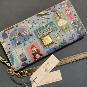 The Haunted Mansion Wallet by Dooney & Bourke for Sale in Issaquah, WA