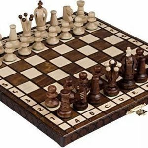 Beautiful Handmade Chess Set for Sale in Brooklyn, NY