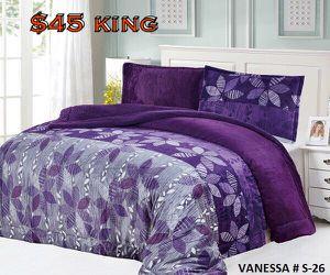 Blankets 3 pc for Sale in Dallas, TX