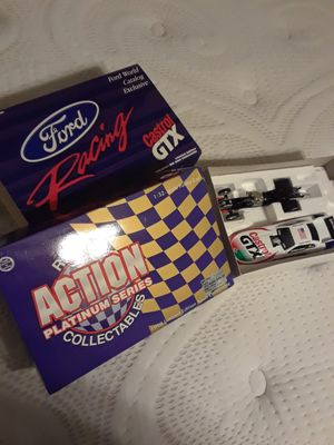 Castrol John force mustang nhra funny car die cast limited edition 1998 for Sale in Chandler, AZ