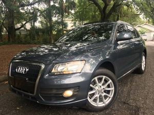AUDI Q5 12 4WD PEANUT BUTTER INTER $2999DOWN~$370 MONTH INS INCLD - $11999 (7414 N Florida Ave {contact info removed} Angel!! for Sale in Tampa, FL