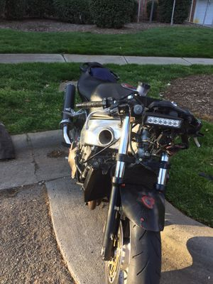 01 ZX9R Streetfighter for Sale in Charlotte, NC