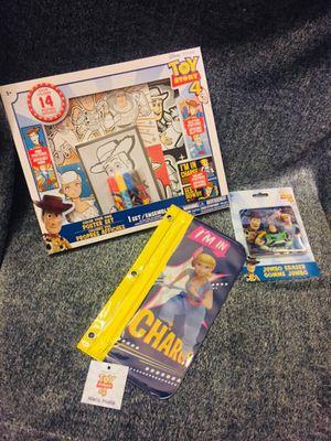 Toy Story 4 Art Bundle for Sale in Riverside, CA