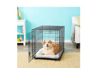 Med wire single dog crate for Sale in Shelbyville, TN