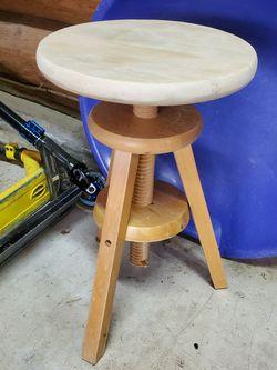 Unique Short Stool for Sale in Tenino,  WA