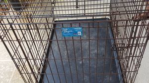 Heavy duty 2-door dog kennel for Sale in Union Park, FL