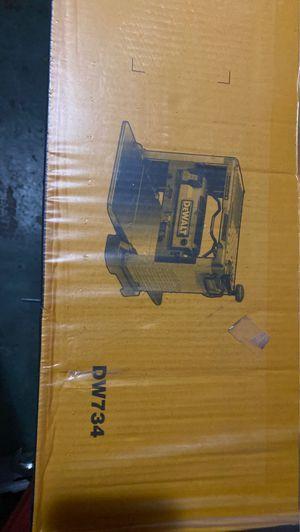 DeWalt DW734 Planer for Sale in SeaTac, WA