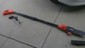 Black and Decker,extension chainsaw for Sale in West Covina, CA
