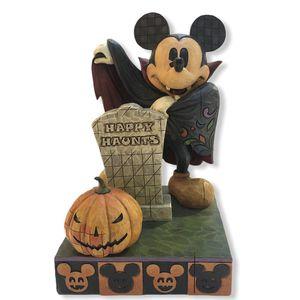 JIM SHORE DISNEY Showcase MICKEY MOUSE VAMPIRE HALLOWEEN HAPPY HAUNTS Figurine for Sale in Castro Valley, CA
