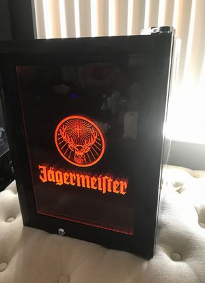 Jägermeister Mini Fridge for Sale in Royal Oak, MI