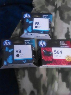 Hp printer ink for Sale in Hermiston, OR