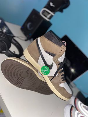 Air Jordan 1 x Travis Scott; Cactus Jack for Sale in Oak Grove, MN