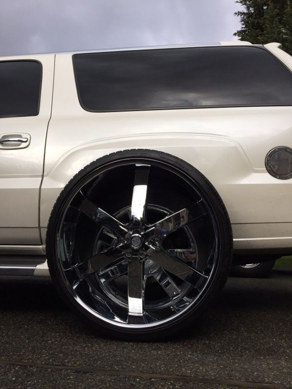 30 Quot Inch U2 55 Wheels Rims And Tires 6lug 6x5 5 Or 139 7