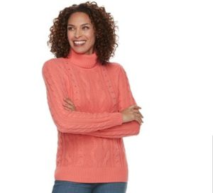 Croft & Barrow Turtleneck Sweater for Sale in Crandon, WI