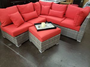 New!! Sectional, outdoor sectional, patio sectional, porch furniture, patio furniture for Sale in Phoenix, AZ