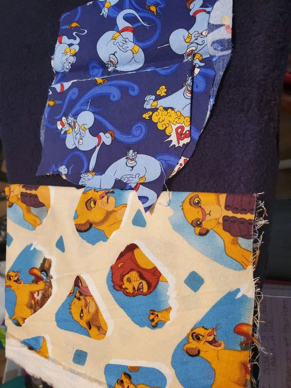 Disney Character Kids Face Masks