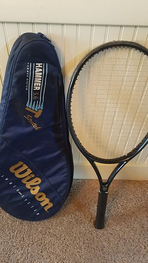 Wilson tennis racket Hammer 3.6 for Sale in Sandy, UT