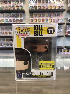 Bloody Gogo Yubari Entertainment Earth Exclusive Funko Pop for Sale in Torrance, CA