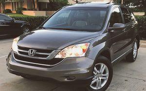 4WD HONDA CRV //RUNS &DRIVE LIKE NEW for Sale in Lakeland, FL