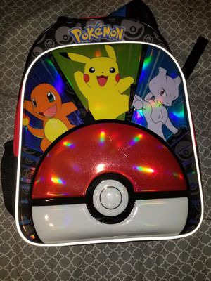 Pokemon backpack for Sale in West Covina, CA