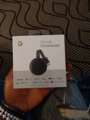 Google chrome cast for Sale in Vacaville, CA