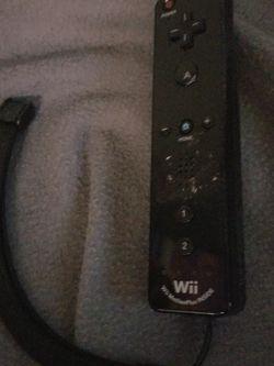 Black Wii Remote Plus for Sale in Vancouver,  WA