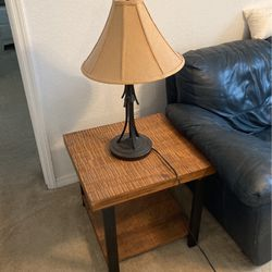End Table And Lamp for Sale in North Port,  FL