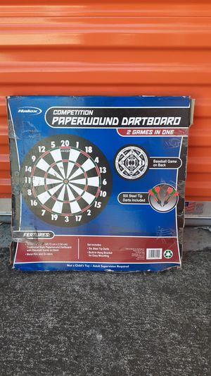 """18"""" dartboard for Sale in Union City, CA"""