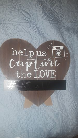 Wedding hashtag for Sale in Las Vegas, NV