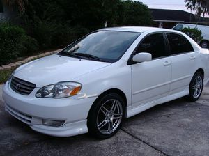 2003 Toyota Corolla S for Sale in Dayton, OH