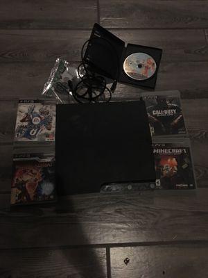 PS3 for Sale in Santa Fe Springs, CA