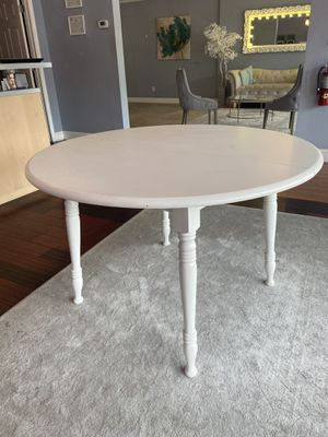 White table for Sale in Tampa, FL