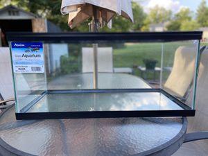 Glass Aquarium size 40 for Sale in Gaithersburg, MD