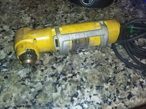Dewalt Right angle drill. $30 for Sale in Conroe, TX