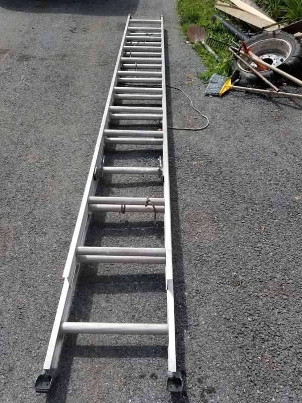 24 foot to 20 Foot Multiple Ext Ladders, Multiple Sizes