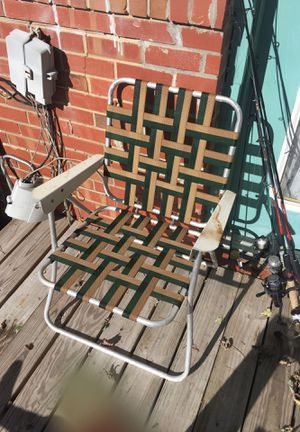 Vintage lawn chair for Sale in Virginia Beach, VA