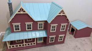 Hand built doll house for Sale in Kent, WA