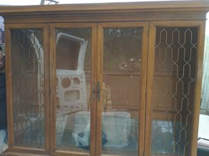 Antique china cabinet for Sale in Mount Vernon, NY