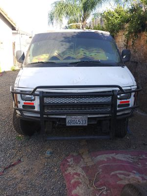 2002 CHEVROLET EXPRESS 3500 for Sale in Norco, CA