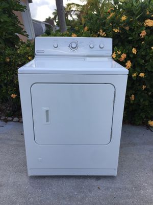 MAYTAG GAS DRYER (not electric). WORK GREAT.... for Sale in Greenacres, FL