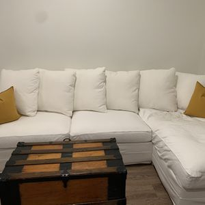 Sectional Sleeper Sofa with Storage for Sale in Issaquah, WA