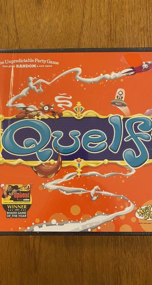 Quelf board game / party game (New, in shrink) for Sale in Phoenix, AZ