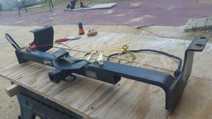 Trailer Hitch Tow Bar and Wiring Harness (For Toyota Prius 2005) - $140 for Sale in Pawtucket, RI