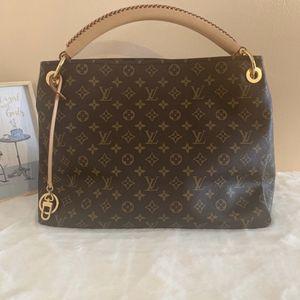 Louis Vuitton Artsy Mm Hobo Bag for Sale in Seattle, WA