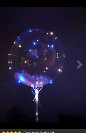 Led balloon for party for Sale in Queens, NY