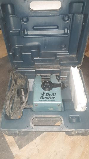 Drill Doctor the drill bit sharpener for Sale in South Whitley, IN