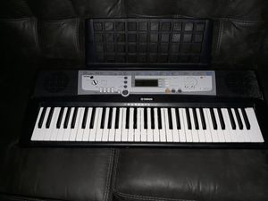 Yamaha Keyboad, Like New condition. Price is negotiable...no tire kickers please. for Sale in Spokane, WA